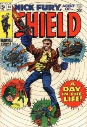 Nick Fury, Agent of S.H.I.E.L.D. (1968-1971)#14