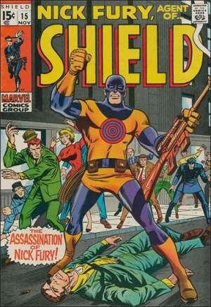 Nick Fury, Agent of S.H.I.E.L.D. (1968-1971)#15