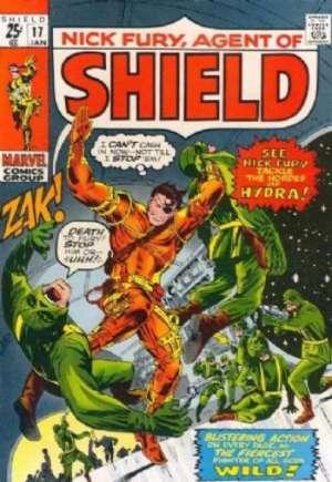 Nick Fury, Agent of S.H.I.E.L.D. (1968-1971)#17