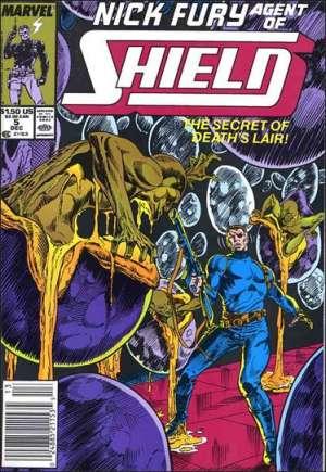 Nick Fury, Agent of S.H.I.E.L.D. (1989-1993)#5