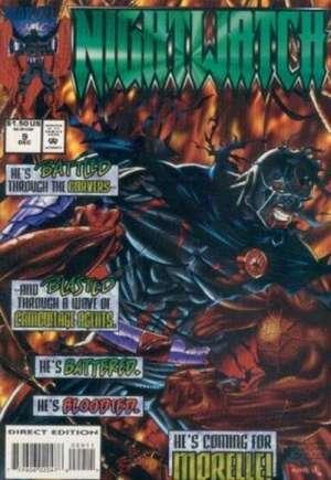 Nightwatch (1994-1995)#9