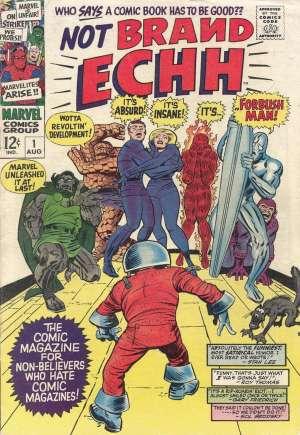 Not Brand Echh (1967-1969)#1