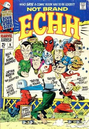 Not Brand Echh (1967-1969)#9
