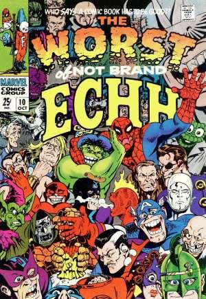 Not Brand Echh (1967-1969)#10