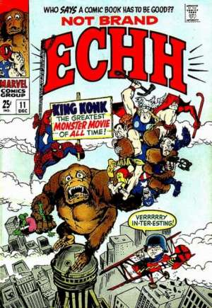 Not Brand Echh (1967-1969)#11