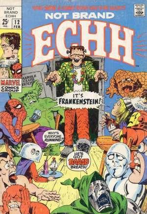 Not Brand Echh (1967-1969)#12