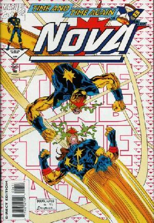 Nova (1994-1995)#6