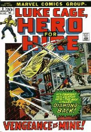 Hero For Hire (1972-1973)#2