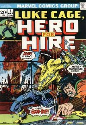 Hero For Hire (1972-1973)#7