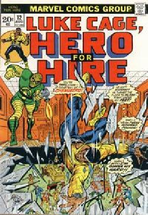 Hero For Hire (1972-1973) #12