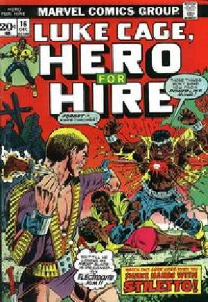 Hero For Hire (1972-1973)#16