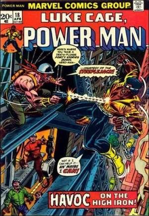 Power Man (1974-1978)#18