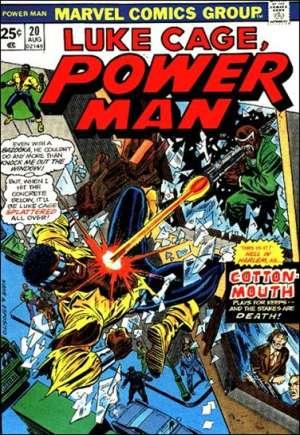 Power Man (1974-1978)#20A