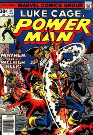 Power Man (1974-1978)#39A