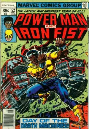 Power Man and Iron Fist (1978-1986)#52A