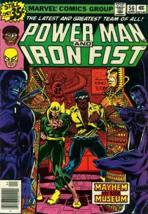 Power Man and Iron Fist (1978-1986) #56A