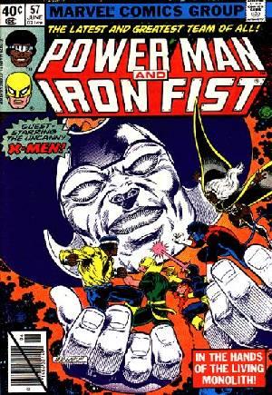 Power Man and Iron Fist (1978-1986)#57B