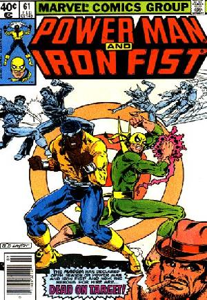 Power Man and Iron Fist (1978-1986)#61A