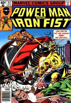 Power Man and Iron Fist (1978-1986) #62A