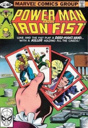Power Man and Iron Fist (1978-1986)#64B