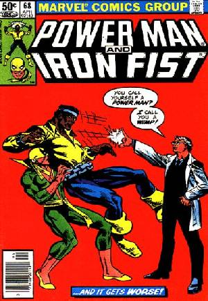 Power Man and Iron Fist (1978-1986) #68A