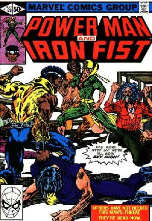 Power Man and Iron Fist (1978-1986) #69B