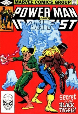 Power Man and Iron Fist (1978-1986) #82B
