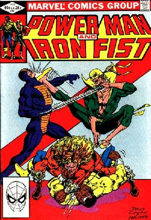 Power Man and Iron Fist (1978-1986) #84B