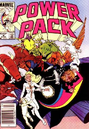Power Pack (1984-1991) #8A