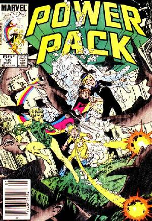 Power Pack (1984-1991)#10A