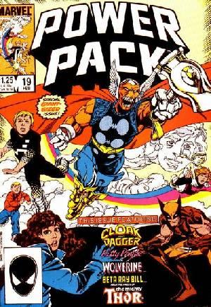 Power Pack (1984-1991)#19