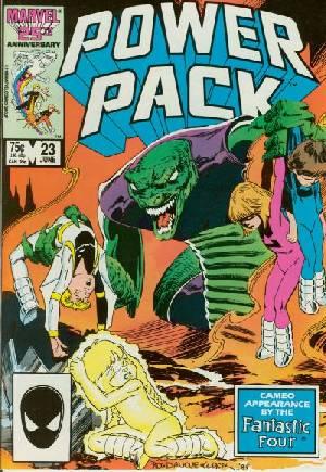 Power Pack (1984-1991)#23B