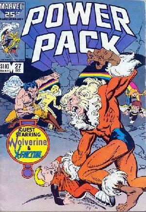 Power Pack (1984-1991)#27