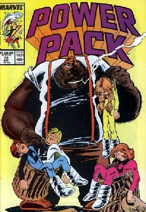 Power Pack (1984-1991)#32
