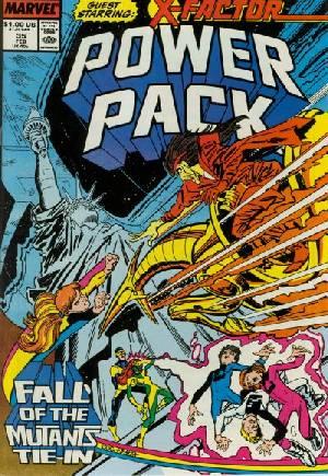 Power Pack (1984-1991)#35