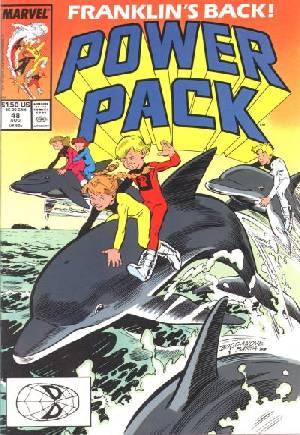 Power Pack (1984-1991)#48