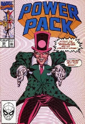 Power Pack (1984-1991)#59