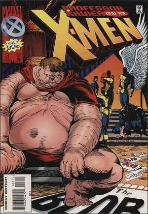 Professor Xavier and the X-Men (1995-1997)#3