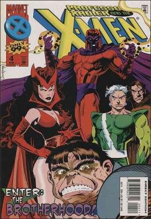 Professor Xavier and the X-Men (1995-1997)#4