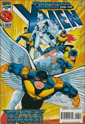 Professor Xavier and the X-Men (1995-1997)#6