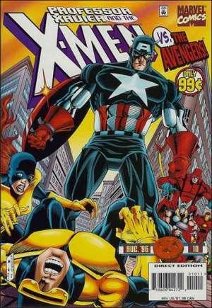 Professor Xavier and the X-Men (1995-1997)#10