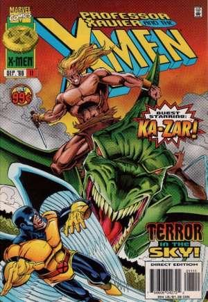 Professor Xavier and the X-Men (1995-1997)#11