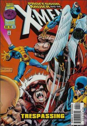 Professor Xavier and the X-Men (1995-1997)#13