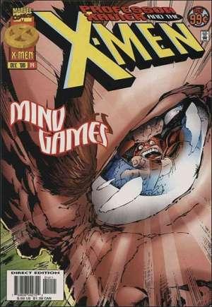 Professor Xavier and the X-Men (1995-1997)#14