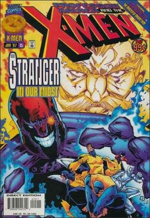 Professor Xavier and the X-Men (1995-1997)#15