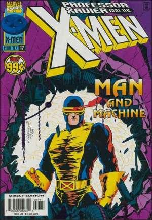Professor Xavier and the X-Men (1995-1997)#17
