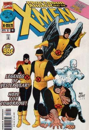 Professor Xavier and the X-Men (1995-1997)#18
