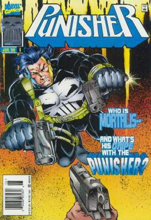 Punisher (1995-1997)#8A