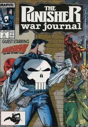 Punisher: War Journal (1988-1995)#2B