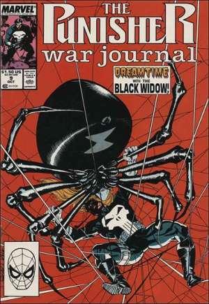 Punisher: War Journal (1988-1995)#9B